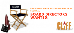 Seeking Directors…of the Board!